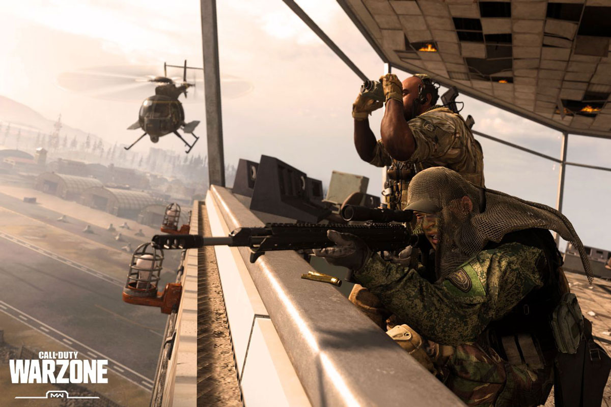 Call of Duty Warzone, Call of Duty Cheaters
