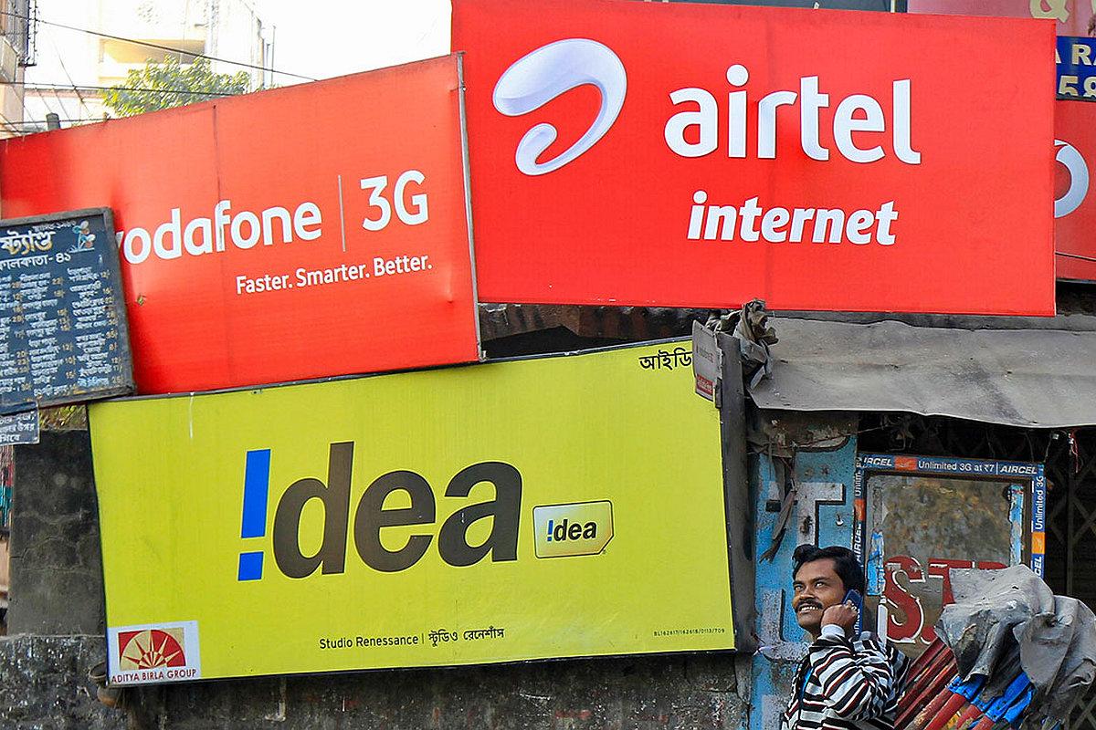 Bharati Airtel, Vodafone Idea