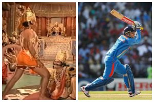 Virender Sehwag reveals Ramayana's Angad is his batting inspiration