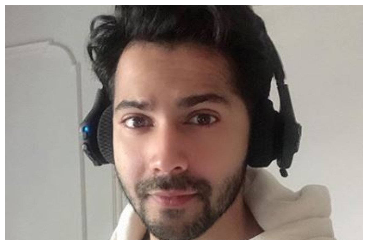 Varun Dhawan shares BTS pics from the sets of Coolie No. 1