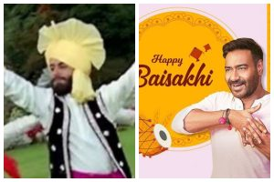 Happy Baisakhi 2020: B-town including Amitabh Bachchan, Ajay Devgn and others pour wishes