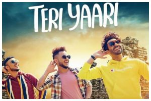 Watch | Aparshakti Khurana's 'Teri Yaari' out now