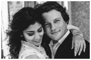 COVID-19: South actress Shriya Saran's husband Andrei goes to hospital in Spain after developing symptoms