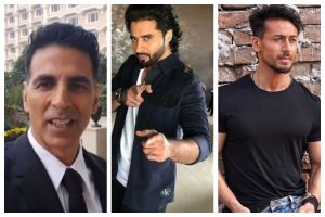 COVID-19: B-town celebs including Akshay Kumar, Tiger Shroff and others collaborate for an inspiring song
