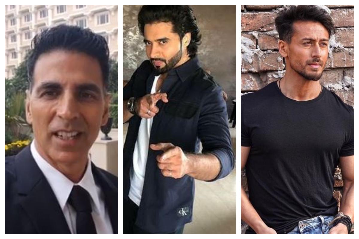 Akshay Kumar, Tiger Shroff, Jacky Bhagnani