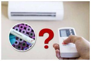 Using air conditioners amidst Coronavirus pandemic?