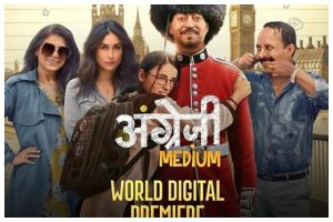 Angrezi Medium: Irrfan Khan's film releases online as COVID-19 affects box office fate