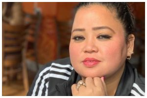 Bharti Singh urges fans to feed stray animals amidst Coronavirus pandemic