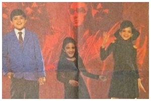 Deepika Padukone started her career at a very young age, this picture proves it all