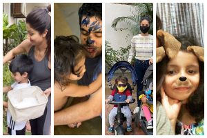 From homeschooling to learning new skills: How Bollywood stars are parenting in quarantine