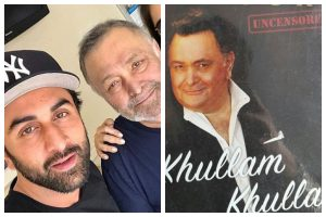 'Wish I could spend more time with him': Ranbir Kapoor's foreword for dad Rishi Kapoor's biography 'Khullam Khulla'