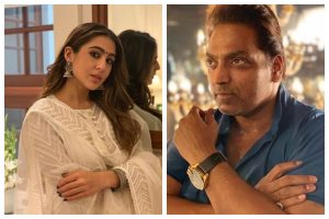Choreographer Ganesh Acharya is all praises for Coolie No 1 actress Sara Ali Khan