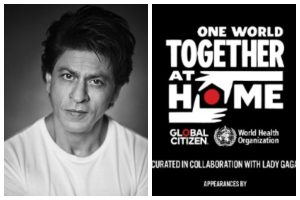 COVID-19: Shah Rukh Khan to be part of global event honouring frontline healthcare workers