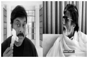 COVID-19: Amitabh Bachchan contributes Rs 1.80 crore to Telugu cine workers; Chiranjeevi thanks him