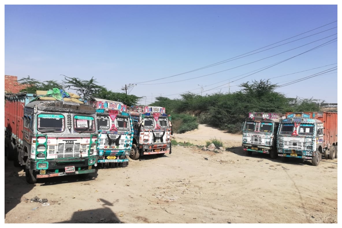 Lockdown, Union Home Ministry, Truckers