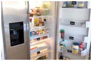 10 easy steps to deep clean interior and exterior of your refrigerator