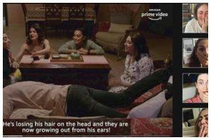 Four More Shots Please!: Kareena Kapoor Khan enjoys season 2 with her girl gang together on video call
