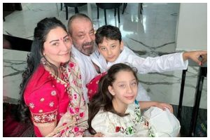 Lockdown diaries: Sanjay Dutt reveals how he is spending his time
