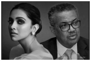 COVID-19: Deepika Padukone to discuss mental health with WHO Director