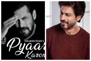 Coronavirus: Shah Rukh Khan reacts to Salman Khan 'Pyar Karona' song