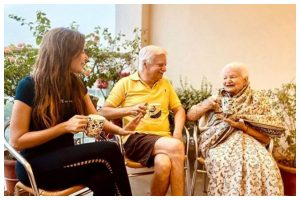 Lockdown diaries: Kanika Kapoor spends quality time with family in Lucknow post recovering from Coronavirus