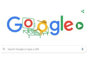 'Stay home and play games,' Google doodle urges people amidst Coronavirus pandemic