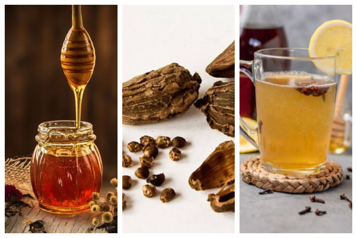 Natural ingredients in your kitchen to prevent and cure common cold and cough due to seasonal change