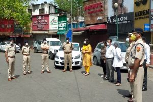 Delhi's Bengali Market sealed as 3 COVID-19 cases emerge; 21 hotspots under complete lockdown