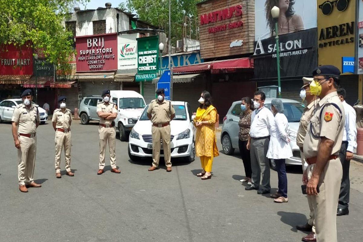 Delhi's Bengali Market sealed as 3 COVID-19 cases emerge; 21 hotspots under complete lockdown