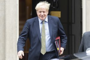 COVID-19 positive UK PM Boris Johnson out of intensive care but remains in hospital