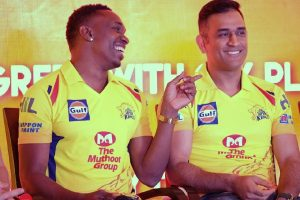 MS Dhoni will lead CSK transition similarly how he did with Indian team, feels Dwayne Bravo