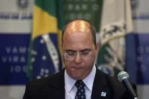 Two Brazil state governors test positive for coronavirus