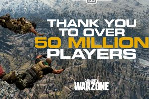 Call of Duty: Warzone passes another milestone with 50 million players
