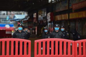 Australia PM urges WHO, UN to act against China wet markets amid reports of reopening