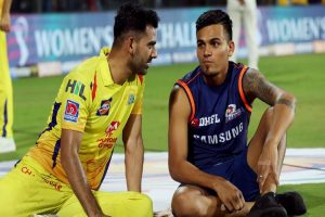 Our family story would make for the perfect movie script: Deepak Chahar