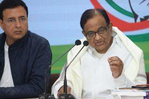'India enters crucial two-week period today': Chidambaram on Coronavirus pandemic