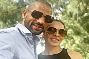 Shikhar Dhawan 'truly disheartened' to hear about domestic violence still existing