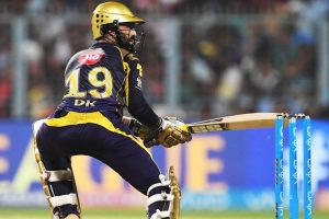 Good that we are playing strong Mumbai Indians team early, says KKR captain Dinesh Karthik