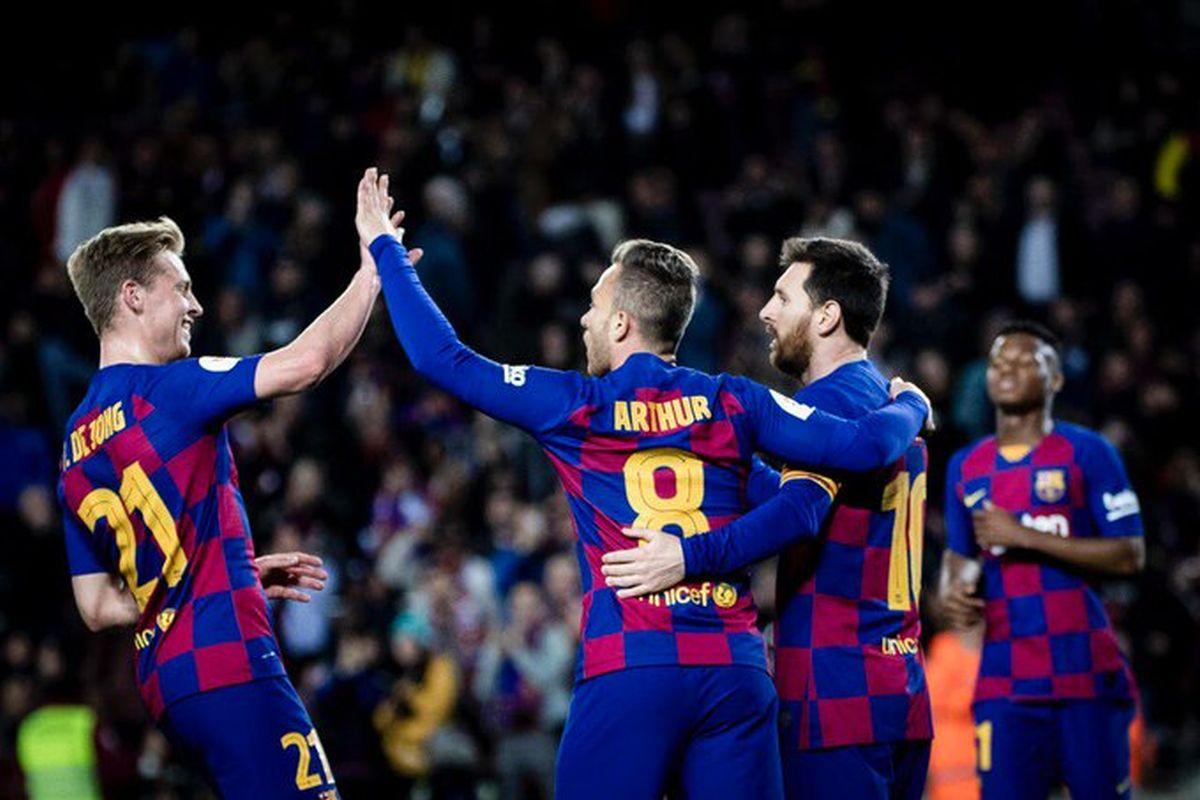 Barcelona, La Liga,