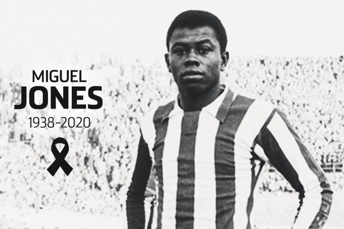 Atletico Madrid legend Miguel Jones passes away