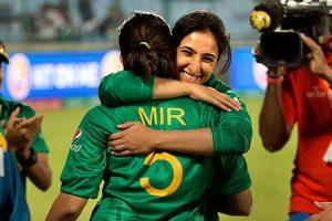 Sana Mir a true ambassador for women's cricket around the world: Bismah Maroof