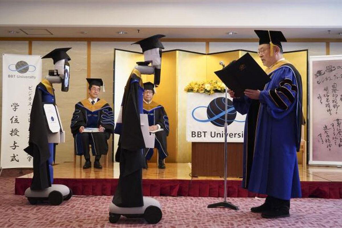 Coronavirus, Newme Robots, BBT University