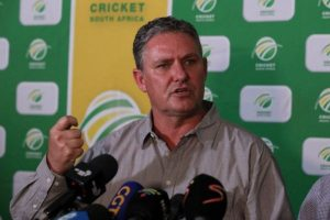 See | Cricket South Africa's four-point strategy against COVID-19