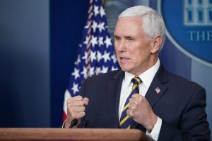 COVID-19: US Vice President Mike Pence comes under fire for going maskless at Mayo Clinic