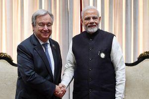 UN chief 'salutes' nations like India for helping world fight Coronavirus pandemic