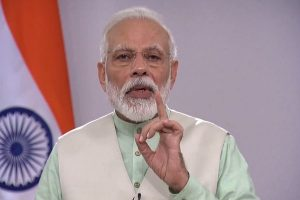 On Apr 5, 9 pm, light candles, diya for 9 min to dispel darkness of Coronavirus: PM Modi to nation