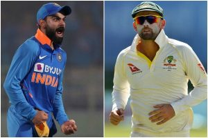 It'll be quite amazing to see Virat Kohli in a spectator-less match: Nathan Lyon