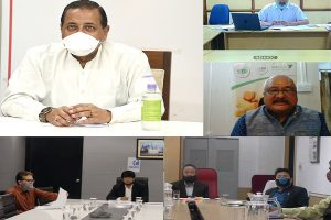 Five out of eight Northeast states are now coronavirus free: Union Minister Jitendra Singh