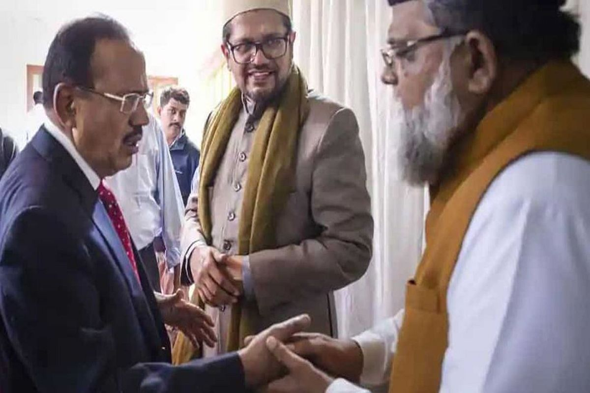 NSA Ajit Doval visited Nizamuddin area at 2 am to take stock of situation amid evacuation