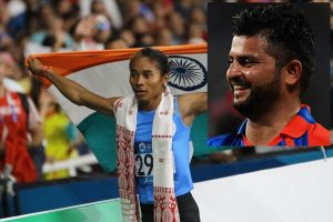 You are a role model for all the girls: Suresh Raina to Hima Das